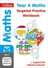 Collins Year 4 Maths Practice Workbook Reference Books Books