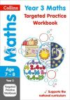Collins Year 3 Maths Practice Workbook Reference Books Books