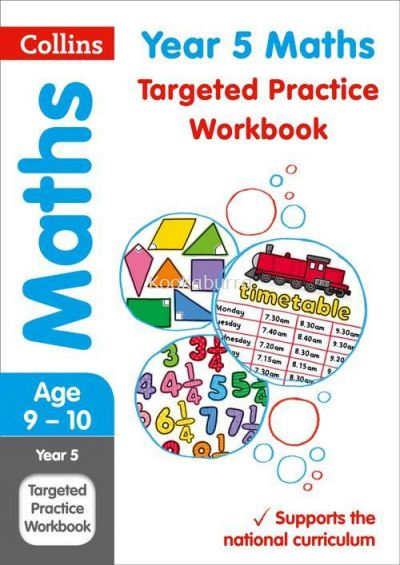 Collins Year 5 Maths Practice Workbook
