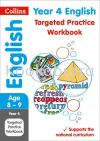 Collins Year 4 English Practice Workbook Reference Books Books