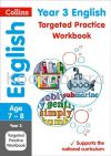 Collins Year 3 English Practice Workbook Reference Books Books