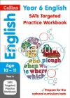 Collins Year 6 English Practice Workbook Reference Books Books