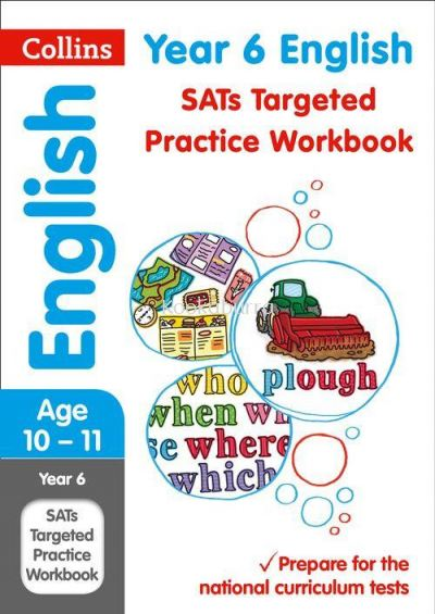 Collins Year 6 English Practice Workbook