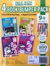4 Book Bumper Pack (9+ Key Stage 2) Children's Books Books