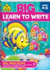 Learn to Write Ages 4-8 Children's Books Books