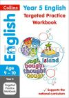 Collins Year 5 English Practice Workbook Reference Books Books