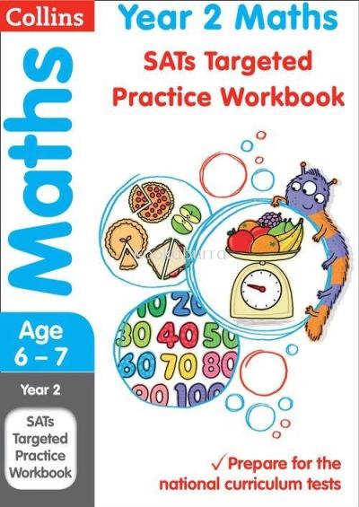 Collins Year 2 Maths Practice Workbook