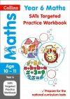 Collins Year 6 Maths Practice Workbook Reference Books Books