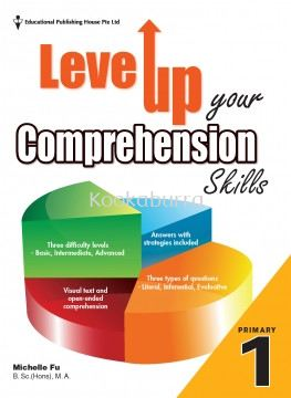 Level Up Comprehension Skills Primary 1