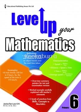Level Up Mathematics Primary 6