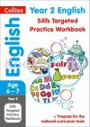 Collins Year 2 English Practice Workbook Reference Books Books