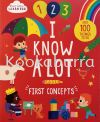 I Know A Lot (First Concepts) Children's Books Books