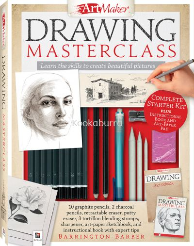 Art Maker Drawing Master Class