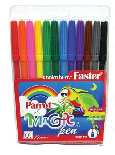 Faster Magic Pen (12 Colours)