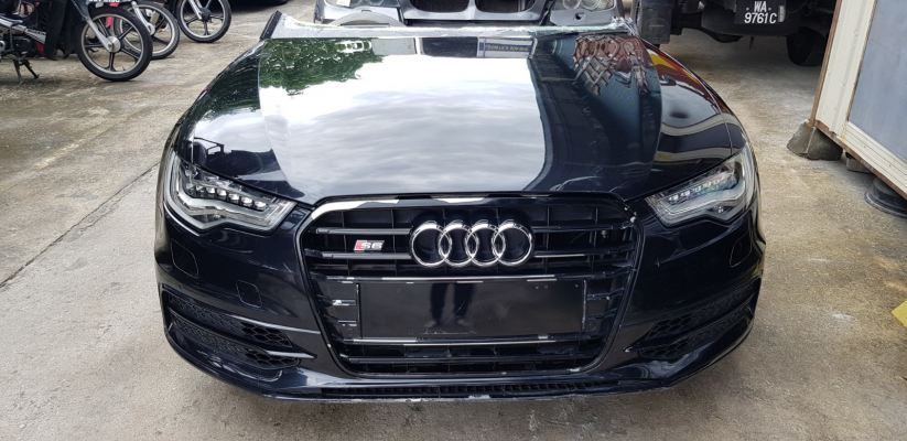 AUDI A6 C7 4.0 TWIN TURBO AUTO PARTS