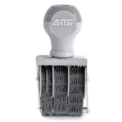 ASTAR Date Stamp