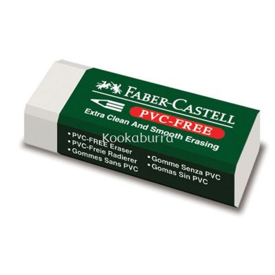 Faber Castell PVC- Free Eraser