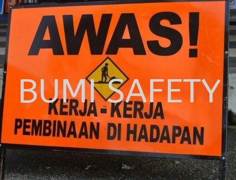 Awas Sign Safety Signage Selangor Kuala Lumpur Kl Puchong Malaysia Supplier Suppliers Supply Supplies Bumi Nilam Safety Sdn Bhd