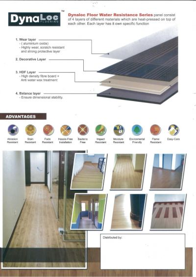 Laminate Flooring Catalogue