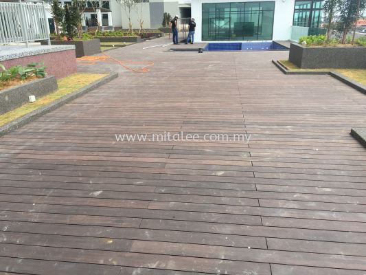 Easywood Decking