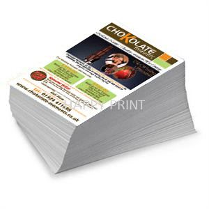 Flyer A4 Size (Simili Paper)