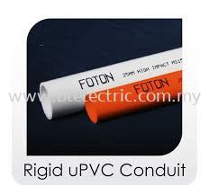 Foton Heavy Duty Pvc Pipe