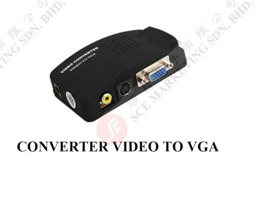 CONVERTER VIDEO TO VGA