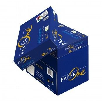 Paperone A4 Paper 80GSM-500 Sheets (Carton)