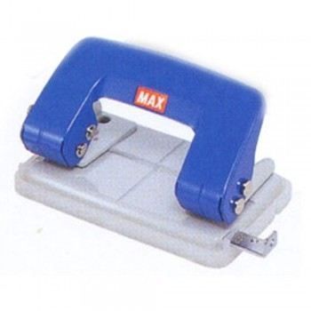 MAX DP-F2BN Paper Puncher - 13 sheets Capacity, B Type - Blue