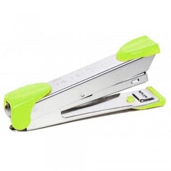 MAX HD-10 Tokyo Design Manual Stapler - Light Green