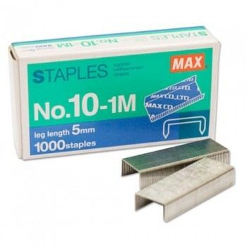 Max Staples No.10-1M Bullet