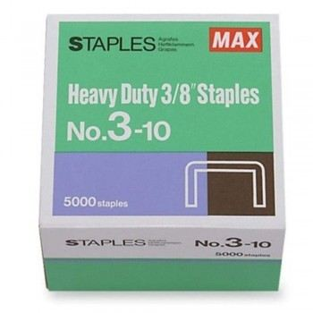 Max Staples No.3-10 Bullet