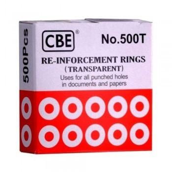 CBE 500T Reinforcement Ring Transparent