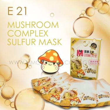 E21 Mushroom Complex Sulfur Mask