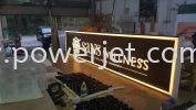 LED Light Box LED Signage