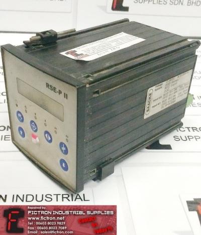 SAACKE RSE-P II Digital Controller REPAIR IN MALAYSIA 1-YEAR WARRANTY