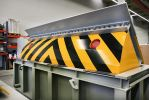 Retractable Vehicle Security Barriers Permanent Perimeter Protection Perimeter Protection