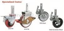Scaffolding & Travellator Castor Scaffolding Castor Castor Wheel