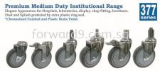 377 Series Medical Castor Castor Wheel