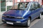 FIAT ULYSSE venttec door visor Ulysse Fiat