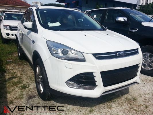 FORD KUGA / ESCAPE venttec door visor