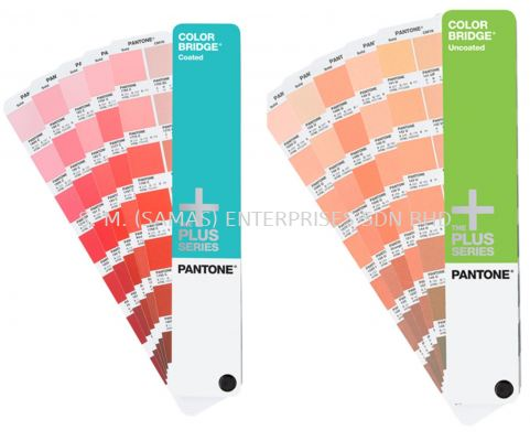 Pantone Colour Bridge Set - Coated & Uncoated