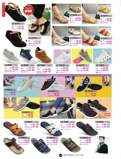 LATINA VOL 146 - SHOES COLLECTION