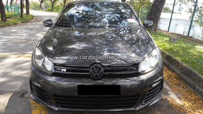 VOLKSWAGEN GOLF GTI REPLACE DOOR HANDLE