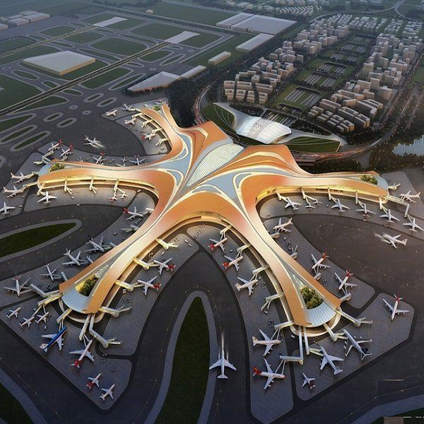 Beijing New Airport Complete on June, 2019 TravelNews