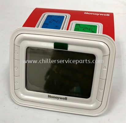 T6865H2WB Large LCD Digital Thermostat