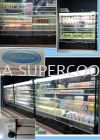 Chiller multideck showcase Chiller/Freezer Commercial Refrigerators / Refrigeration