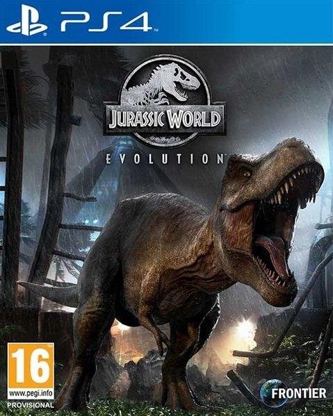 PS4 Jurassic World Evolution Games PS4 Selangor, Malaysia, Kuala Lumpur (KL), Petaling Jaya (PJ) Supplier, Suppliers, Supply, Supplies   Gaming Gadgets Sdn Bhd