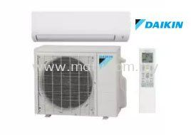 NEW MODEL GAS R32  DAIKIN 2.0HP AIR CONDITIONER NON INVERTER  R32  18000btu FTV50P  RV50F FREE INSTALLATION FOR KL