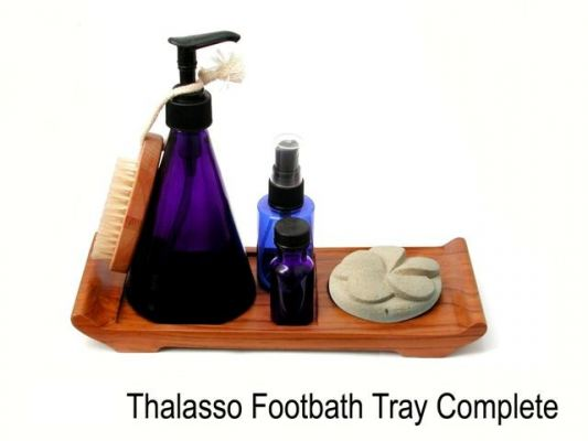 Thalasso Footbath Tray Complete